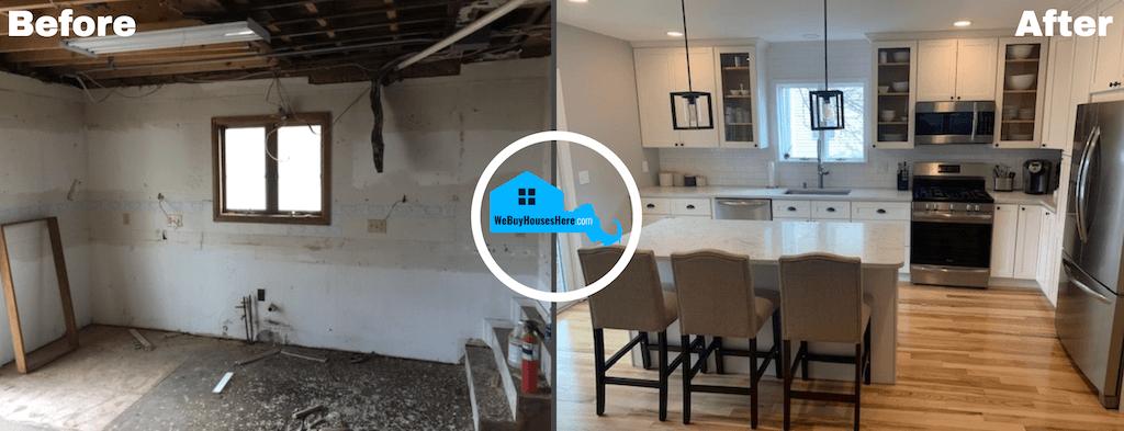 We Buy Houses In MA AS-IS