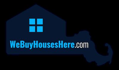 We Buy Houses Here logo
