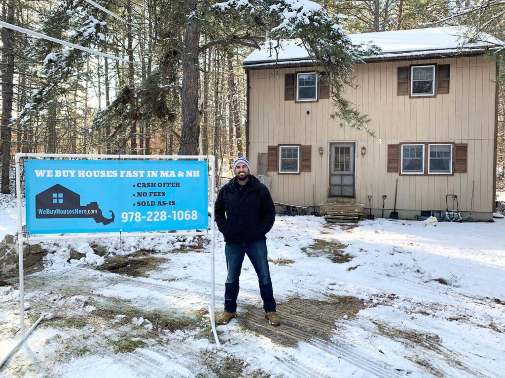 We Buy Houses Here Review - Barbara Ossipee, NH