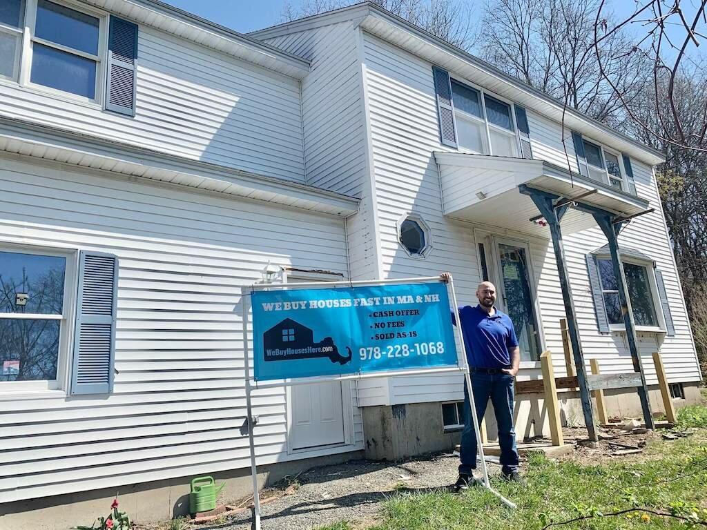 New England Home Buyers - Methuen, MA