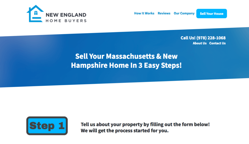 sell house fast new hampshire