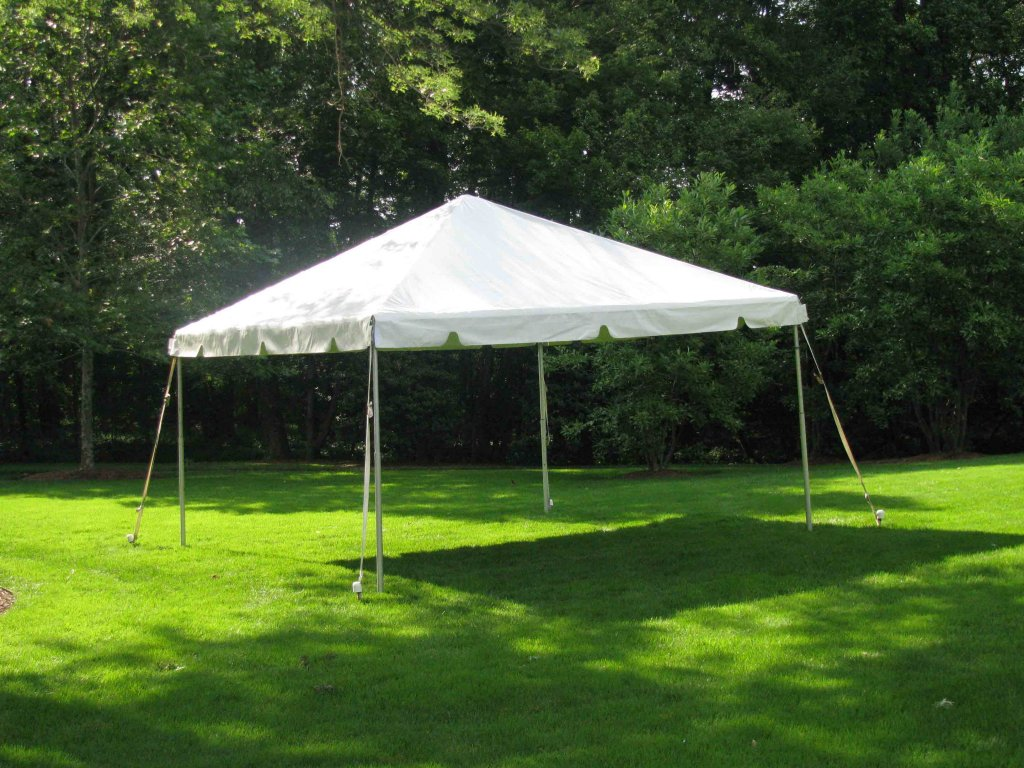 party tent rental in klamath falls oregon - 10x10