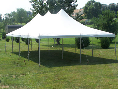 20x40 event tent rental oregon