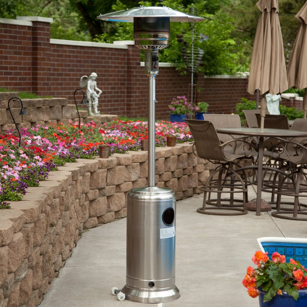 outdoor patio heaters for rent