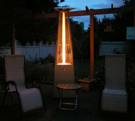 klamath falls patio heater rental