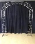 Silver arch with Extension
