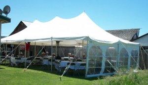 klamath falls event party tent rentals
