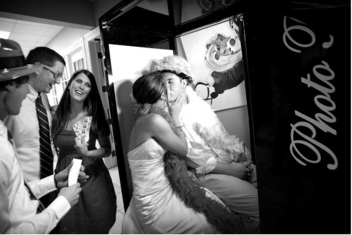 wedding photo booth medford oregon