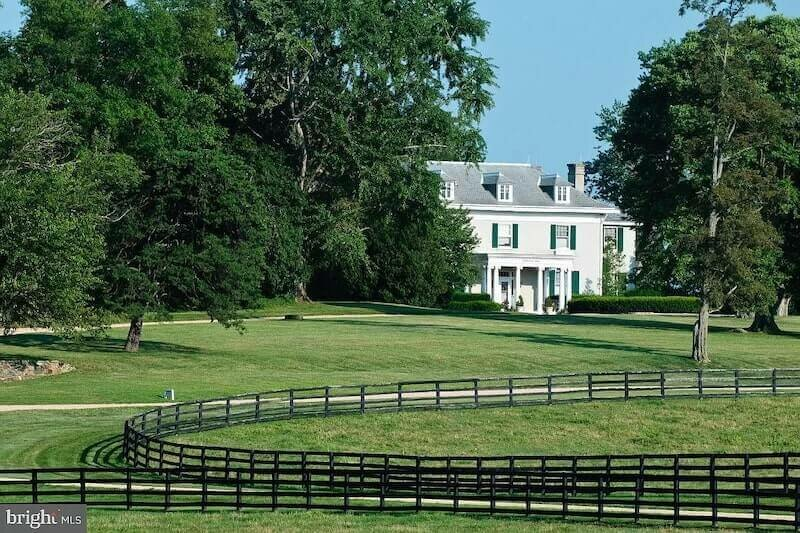 Heronwood Farm & Golf Course, 1344 Rokeby Road, Upperville