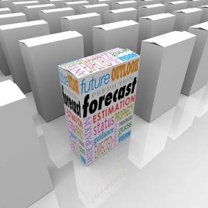 Due diligence can elp you forecast your numbers