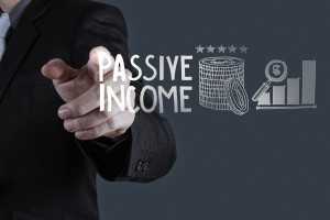 Real estate investing creates passive income