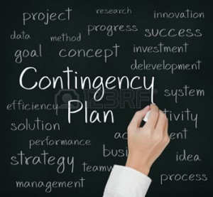 make money in real estate with contingnecy