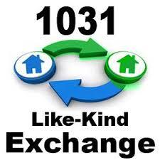 like-kind exchange