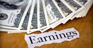 earned income - types of incine
