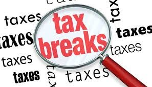 Lower your taxes with tax breaks