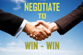 win-win negotiations