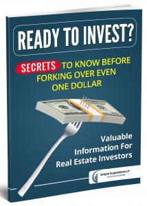 Investor secrets Ebook
