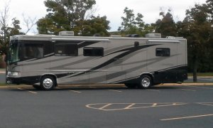 Forest River 40 ft Class A RV