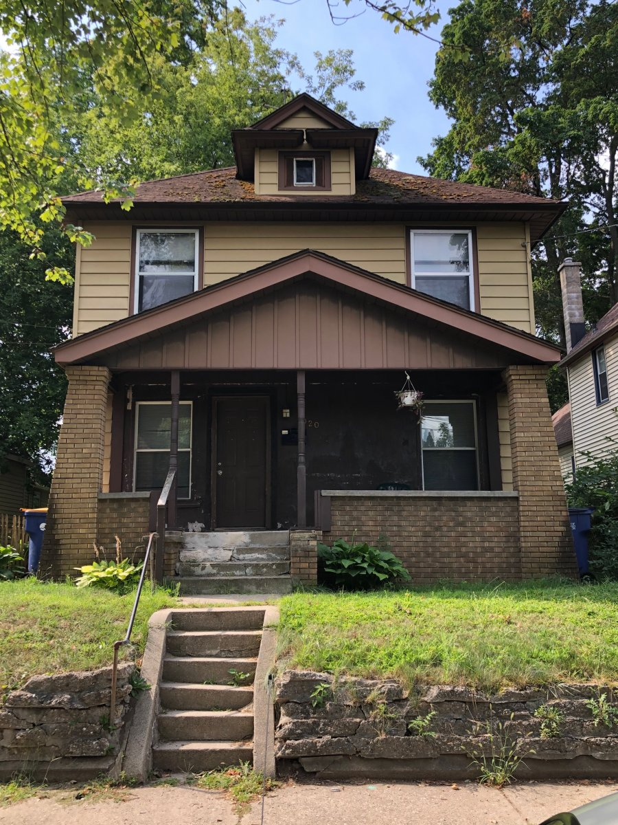 Single-Family Home Sold For A Cash AS-IS Offer