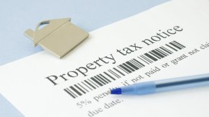 Owe Back Property Taxes Sell House