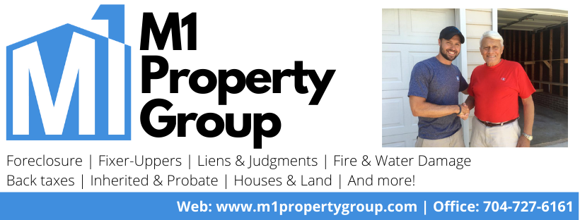 M1 Property Group Buys Houses logo