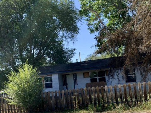 Fix and flip investment property available for sale in Payette, Idaho.