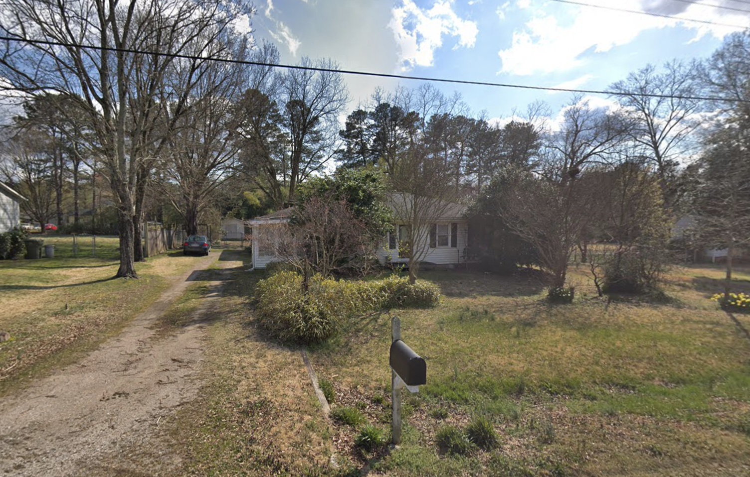 Investment property available in Raleigh NC
