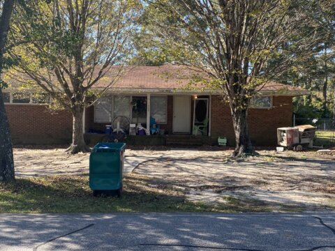 value-add discounted property located in Coat's NC