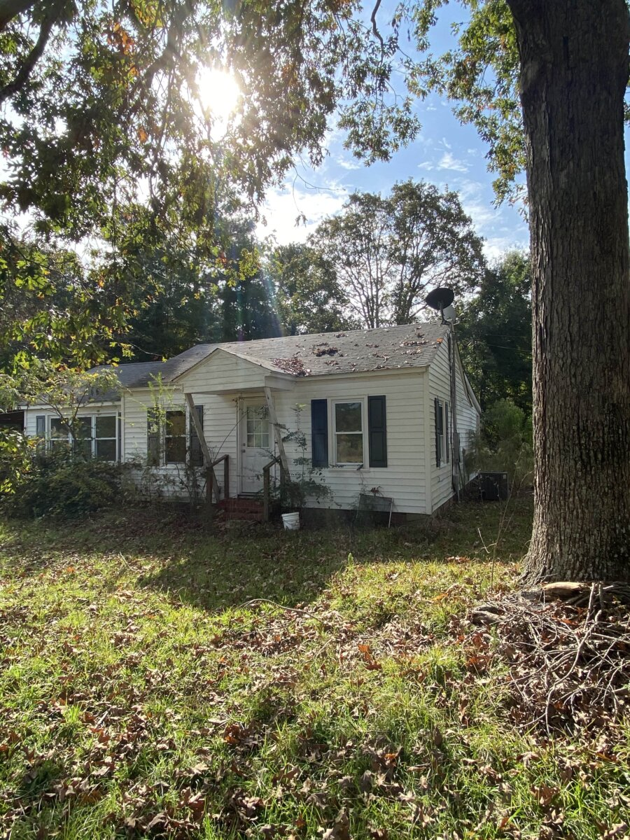 off-market property deal available in sanford nc