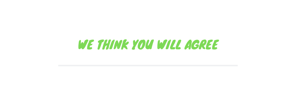 Our Company Is Awesome  We Think You Will Agree  Compassion. Integrity. Honesty