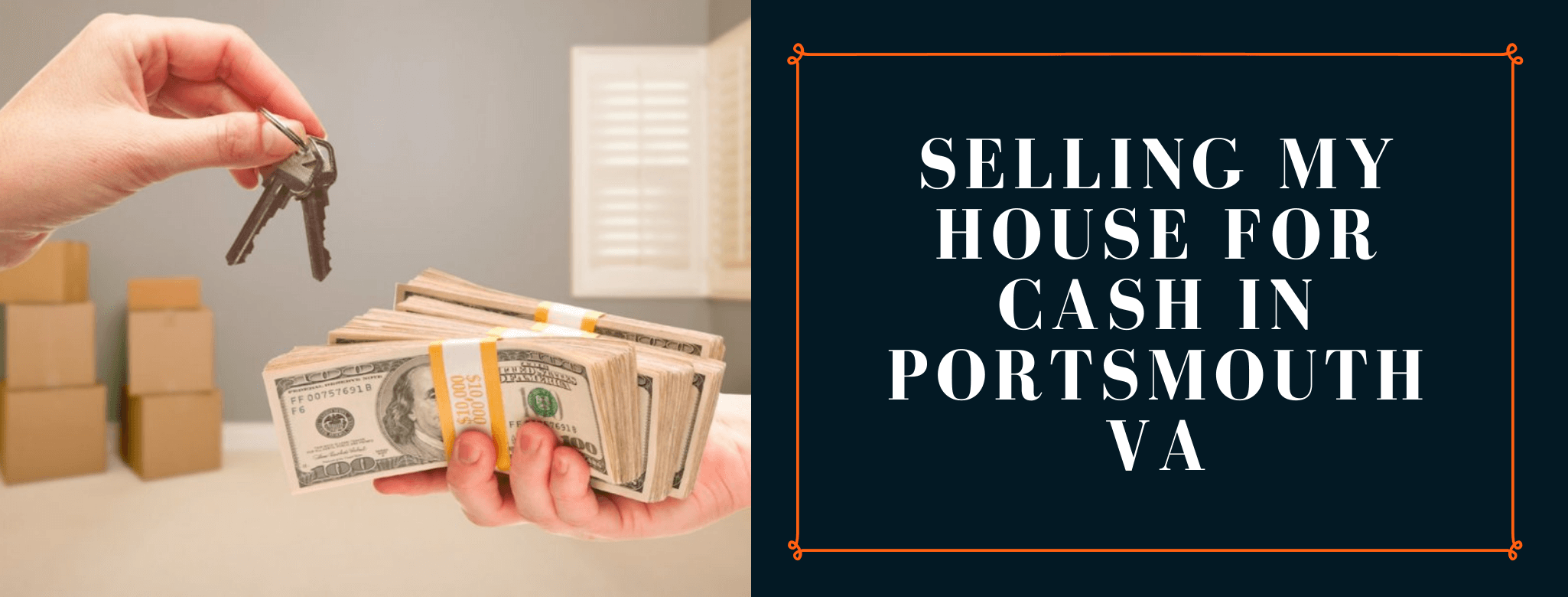we buy properties in Portsmouth VA