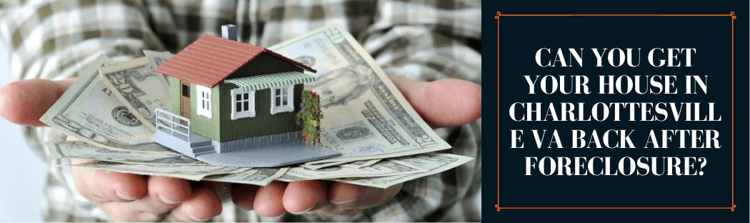 we buy properties in Charlottesville VA