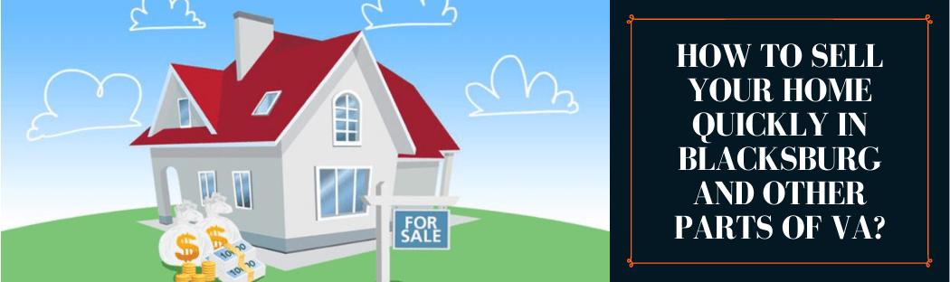 we buy properties in Blacksburg VA