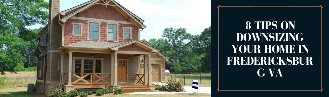 sell my property in Fredericksburg VA