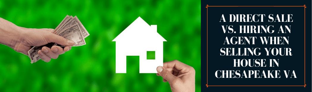 sell my property in Chesapeake VA