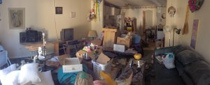 We buy cluttered houses in Massachusetts and New Hampshire all the time!