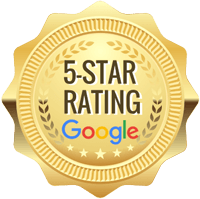 Our 5 Star Rating