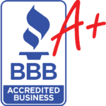 We are rated A Plus By The better Business Bureau
