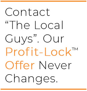 Contact The Local Guys for a secure all cash offer to buy your house. Our offer will never change once you accept it.