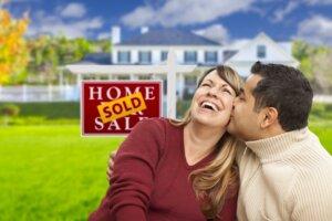Satisfied Home Seller