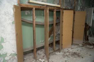 Need dry wall, repairs, outdated house. We take care of repairs