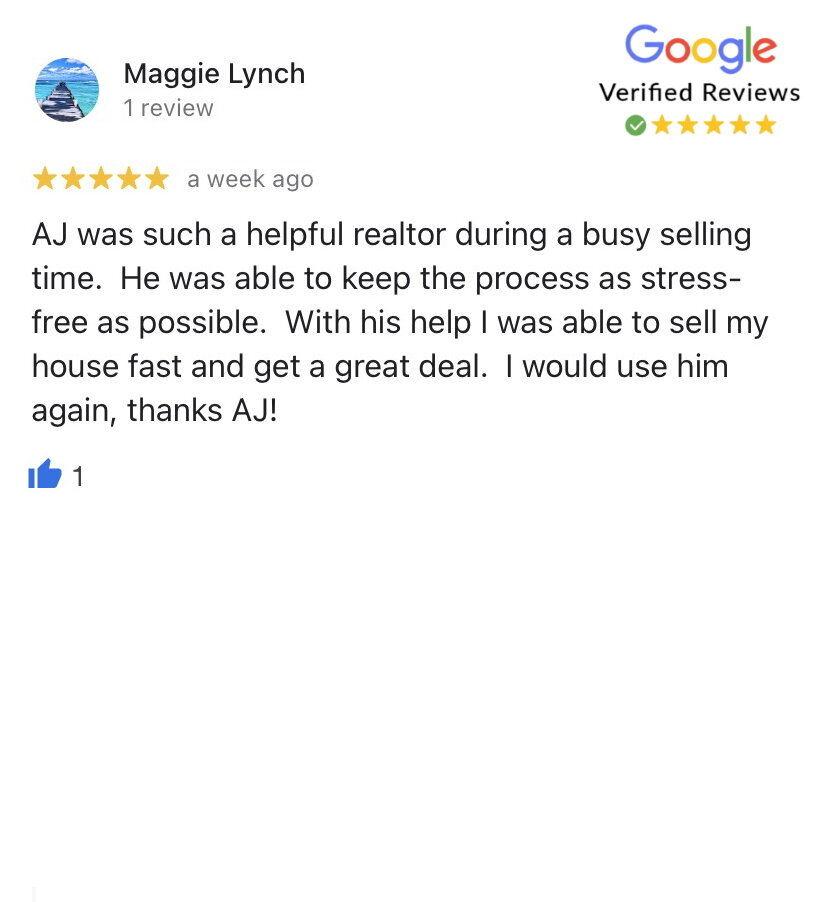 We were the Kansas City Realtors that Maggie needed to sell her house fast!
