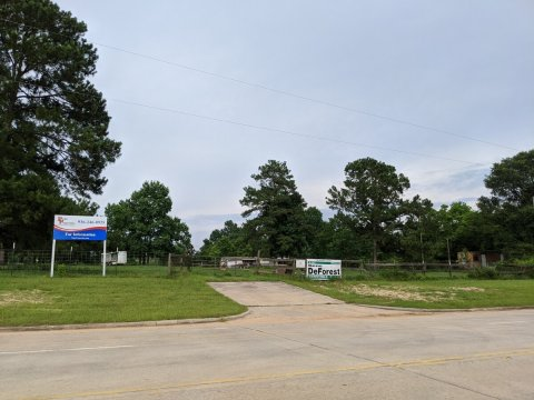 12 Acres in East Conroe Minutes from I-45