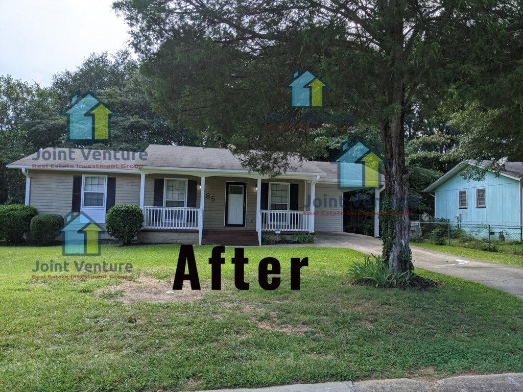 We buy houses in Atlanta