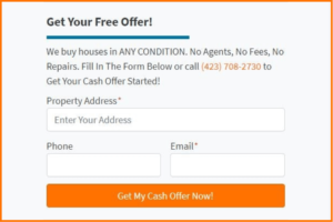 Sell My House In Chattanooga Fast Cash Offer