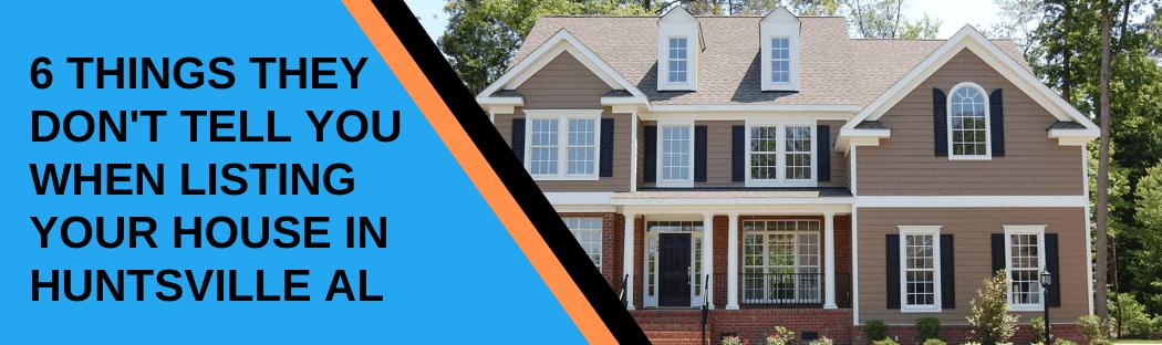 sell my home in Huntsville AL