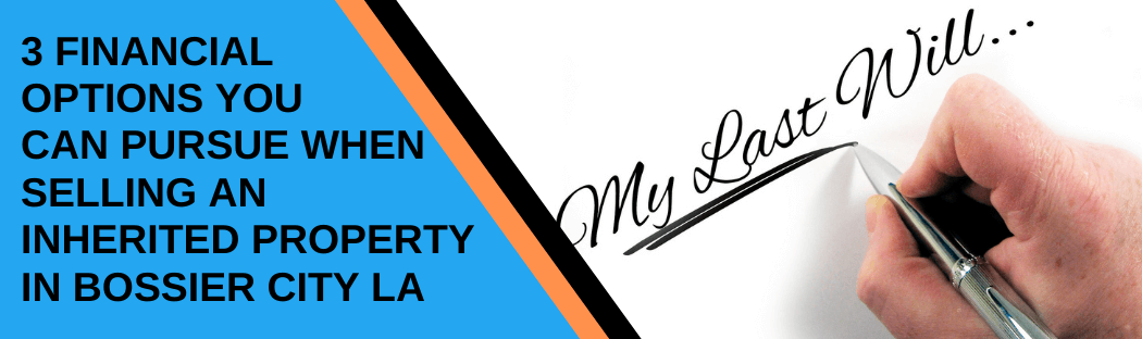 Sell your home in Bossier City LA