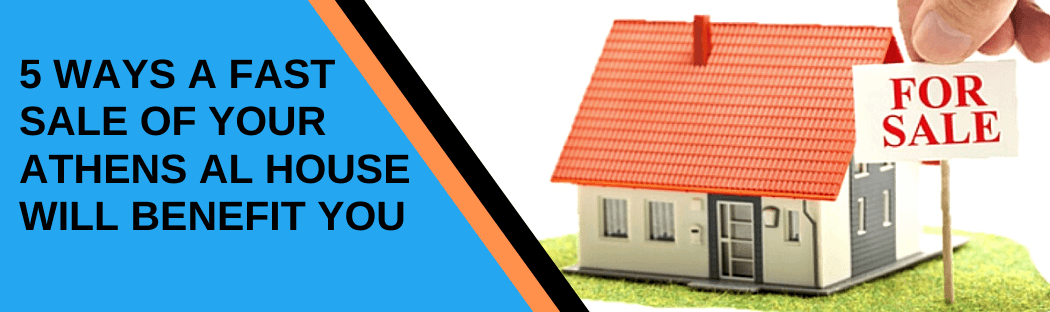 Sell your home in Athens AL