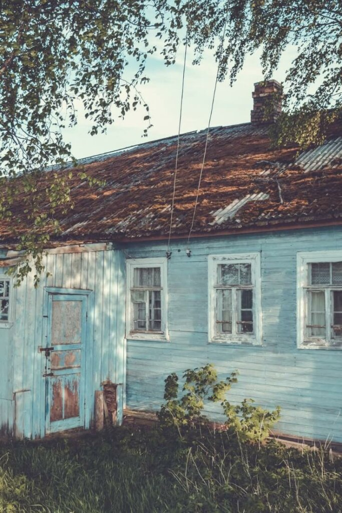 Sell an inherited house that needs repairs