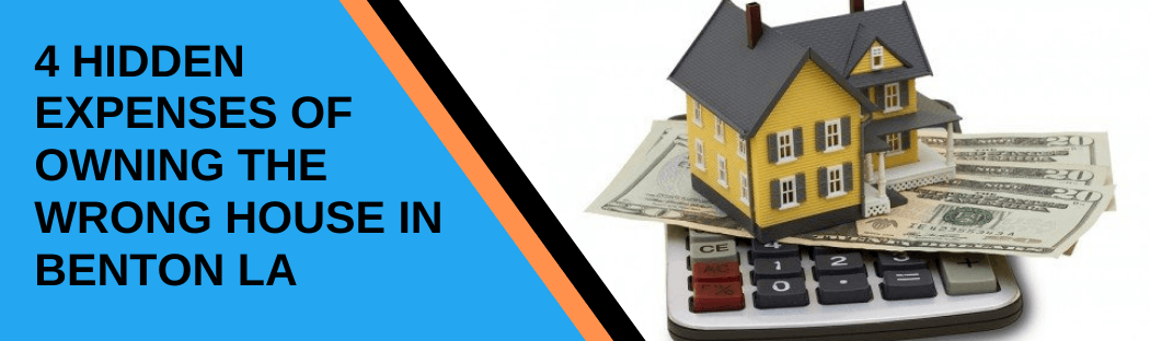 cash for homes in Benton LA